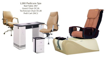 Picture of L280 Pedicure Chair Package