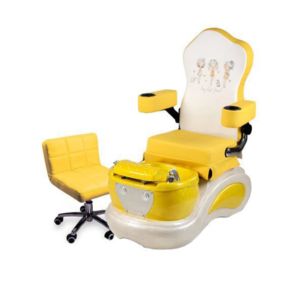 Picture of My Best Friend - Kids Pedicure Chair