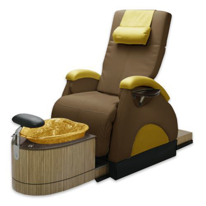 Picture of Ez Back Zero Gravity First Class Pedicure Chair