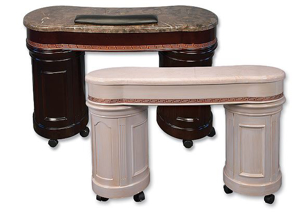 Picture for category Single Manicure Table