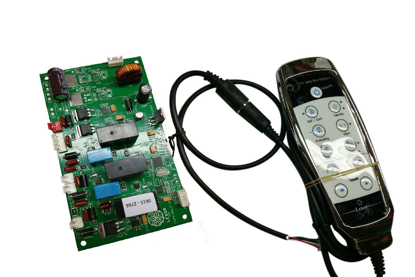Picture of TT365 Remote Control & PCB Set