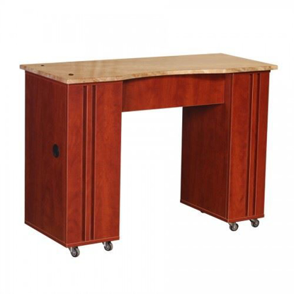 Picture of ADELLE Full Marble Manicure Table