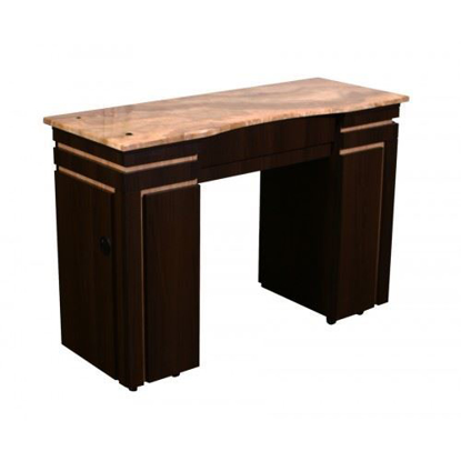 Picture of CARINA Full Marble Manicure Table