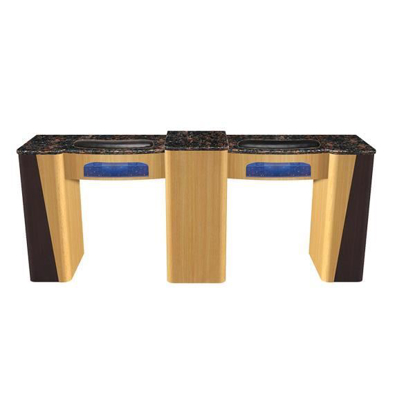 Picture of V100 Double Manicure Table
