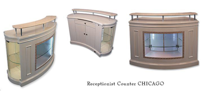 Picture of CHICAGO Reception Counter