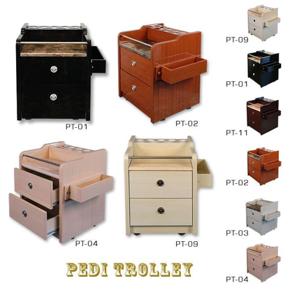 Picture of HZ Pedicure Trolley