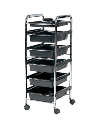 Picture of Beauty Trolley Chrome Frame FSBT6