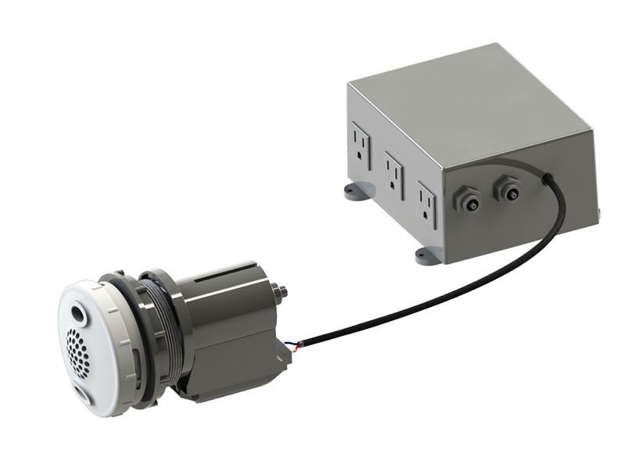 Picture of ST Drain Power Supply