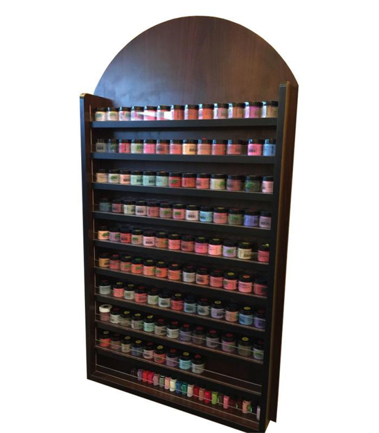 Picture of Nail Polish Rack OC3S
