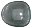 Picture of Glass Bowl Oval