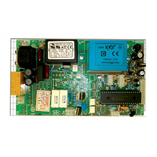 Picture of Main Board 007