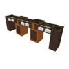 Picture of Triple Manicure Nail Table Luxe III