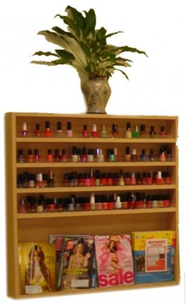Picture of Nail Polish Rack DC521