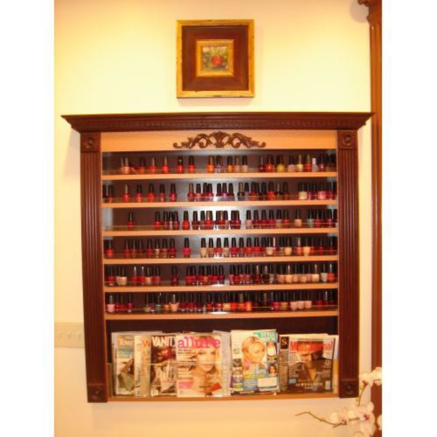 Picture of Nail Polish Rack DC530