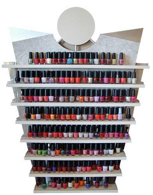 Picture of Nail Polish Rack PR4