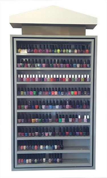 Picture of Nail Polish Rack PR15
