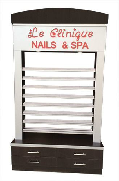 Picture of Nail Polish Rack PR82