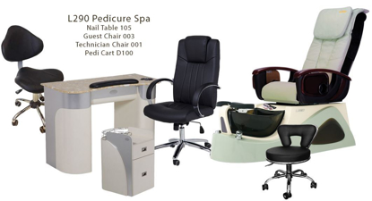 Picture of L290 Pedicure Chair Package