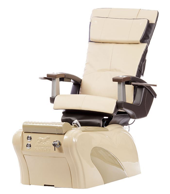 Picture of PANTHER Human Touch Pedicure Spa Chair