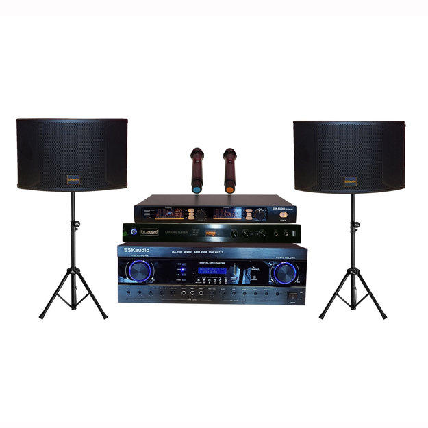 Picture of Trọn Bộ Karaoke SSKaudio 2500 Watt