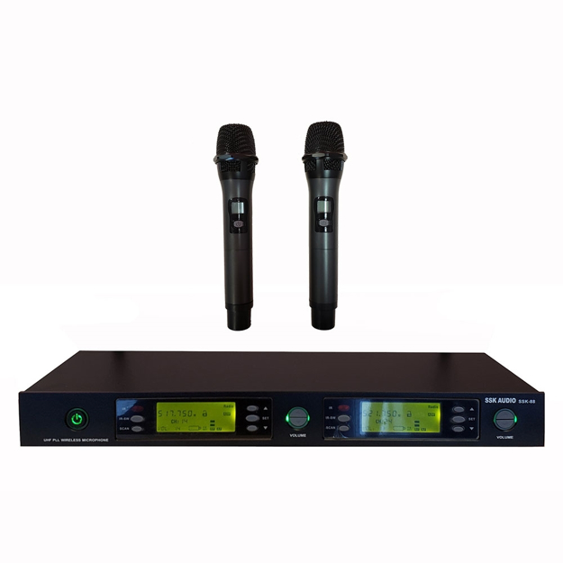 Picture of SSKaudio SSK-88 UHF Diversity  Wireless Microphone