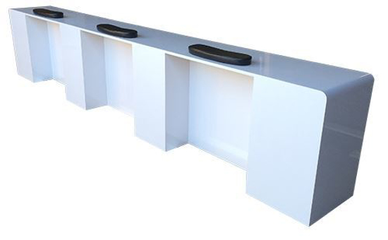 Picture of Triple Manicure Nail Table NT300