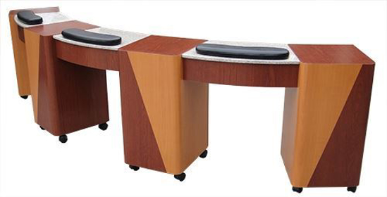 Picture of Triple Manicure Nail Table NT80RT