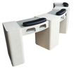 Picture of Triple Manicure Nail Table NT82