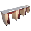 Picture of Triple Manicure Table NT25