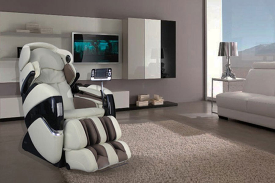 Picture for category 3D Massage Chairs