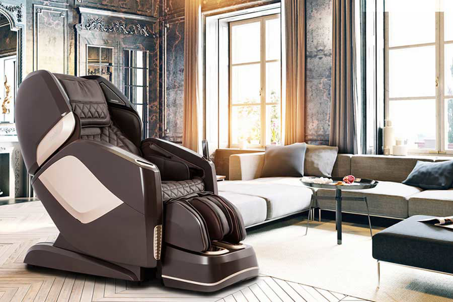 Picture for category 4D Massage Chairs