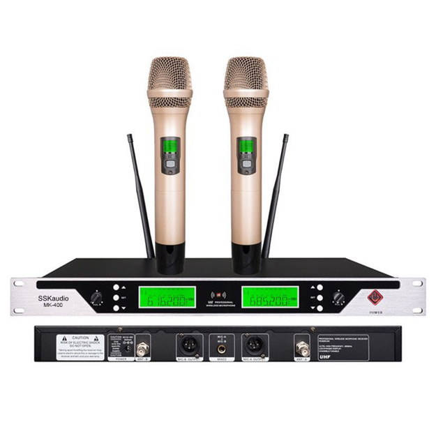 Picture of SSKaudio MK-400 UHF Wireless Microphone