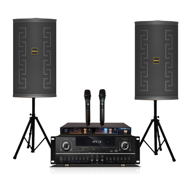 Picture of Trọn Bộ Karaoke SSKaudio 3000 Watt